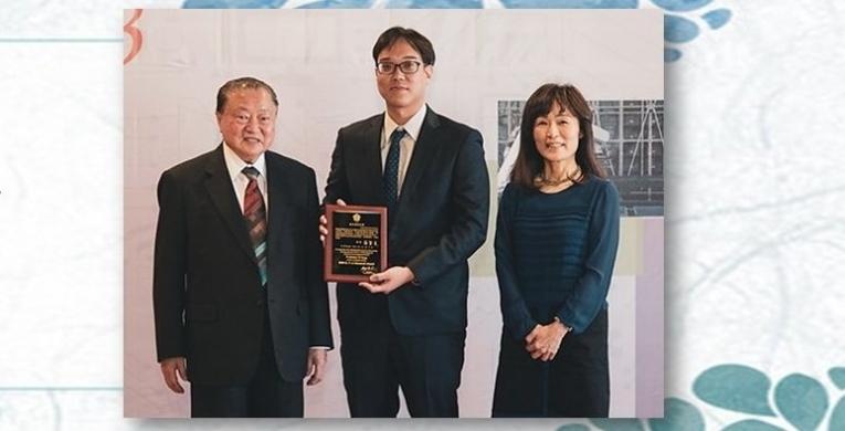 楊毅教授榮獲109學年度成功大學李國鼎科技與人文講座-李國鼎研究獎
