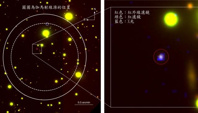 (四月)李君樂教授發現新的黑寡婦毫秒脈衝星